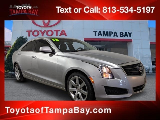 Pre-Owned 2013 Cadillac ATS 2.5L