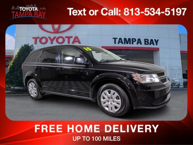 Pre-Owned 2015 Dodge Journey SE