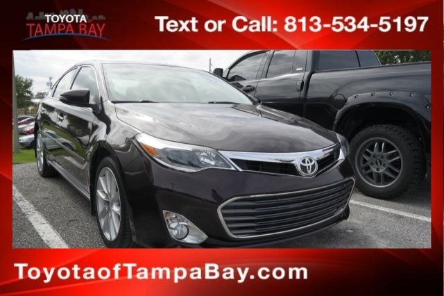 Certified Pre-Owned 2013 Toyota Avalon Limited