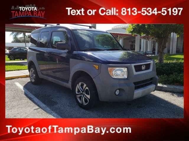 Pre-Owned 2003 Honda Element DX