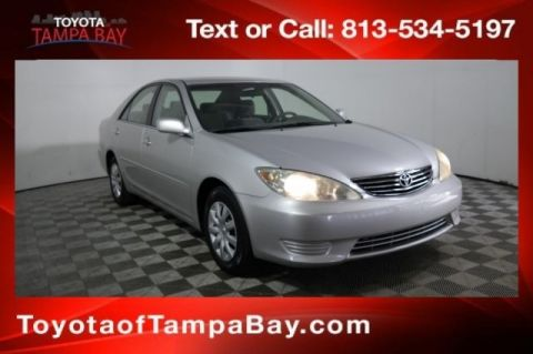 Pre-Owned 2006 Toyota Camry LE