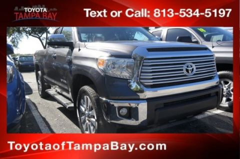 Pre-Owned 2014 Toyota Tundra Limited