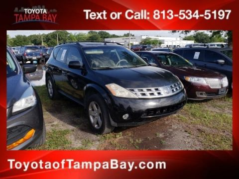 Pre-Owned 2005 Nissan Murano S
