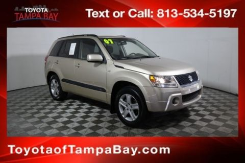 Pre-Owned 2007 Suzuki Grand Vitara Base